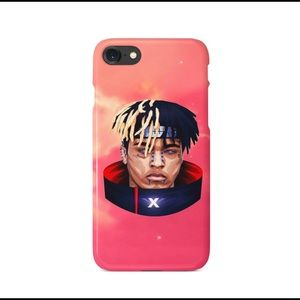 RIP XXXTentacion Case for iPhones! Limited time!
